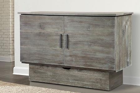 Studio ash cabinet