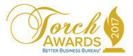 torch award badge