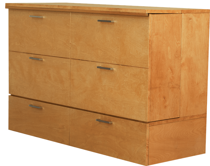 Denva cabinet bed closed