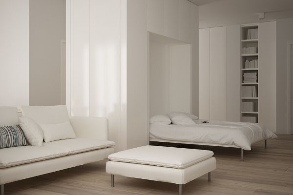 Murphy bed is one of the Multipurpose Furniture in Your Home